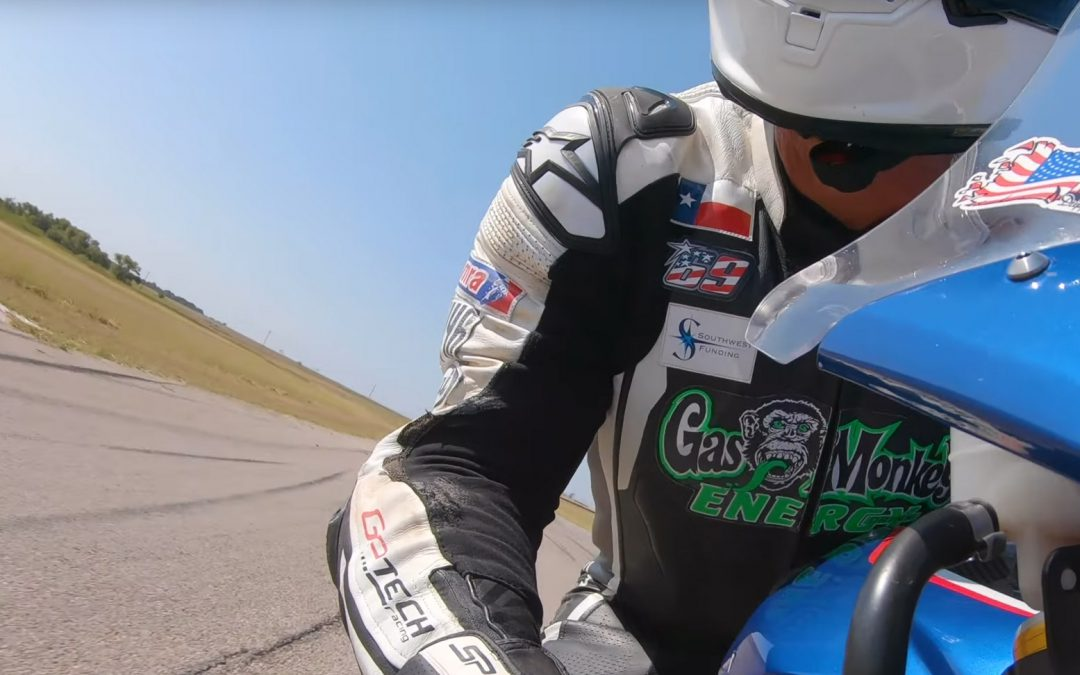 Episode 1 – Mike Coy Rides the HP4 Race